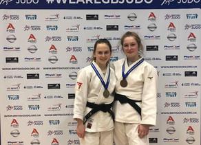 Good showing at British Judo Schools Championships