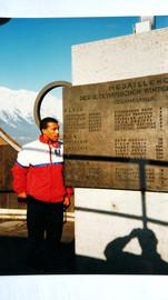 Igls, Austria Winter Olympics medallist