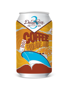 3 Daughters Awake Coffee Blonde Ale
