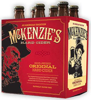 McKenzies Original Hard Cider