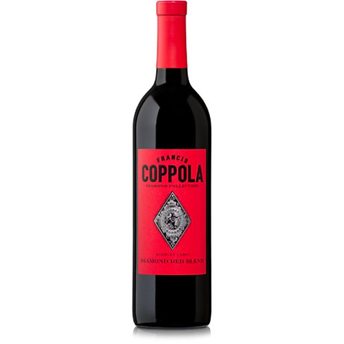 Francis Coppola Diamond Collection Red