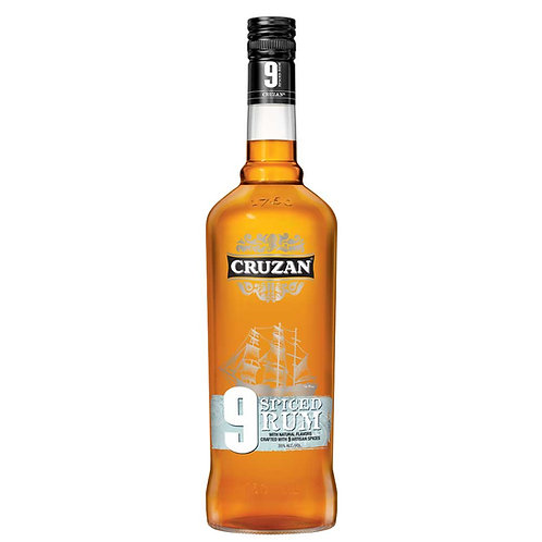 Cruzan 9 Spiced Rum Rum