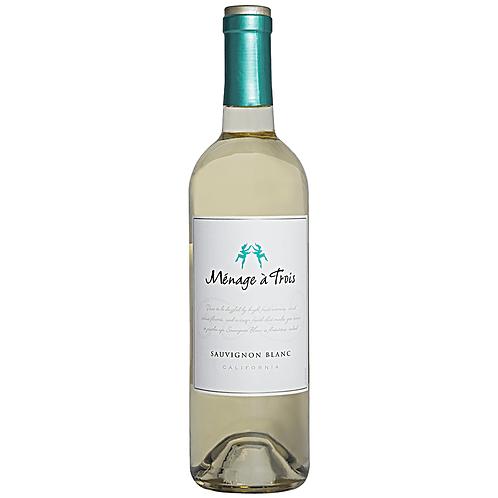 Menage a Trois Sauvignon Blanc