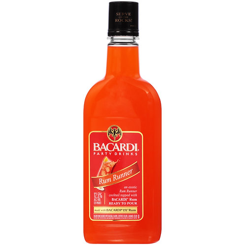 Bacardi Rum Runner Mix