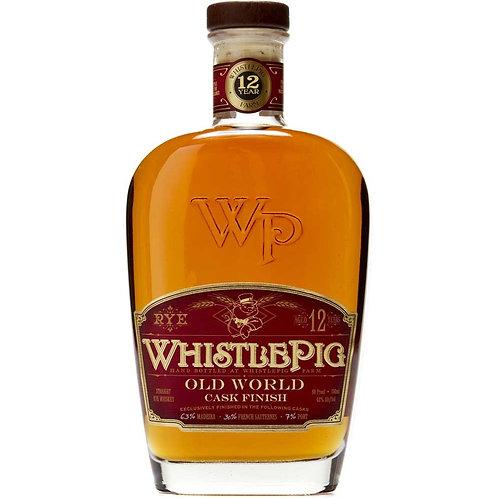 Whistlepig Old World