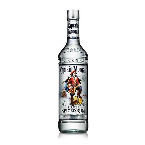 Captain Morgan Silver Rum