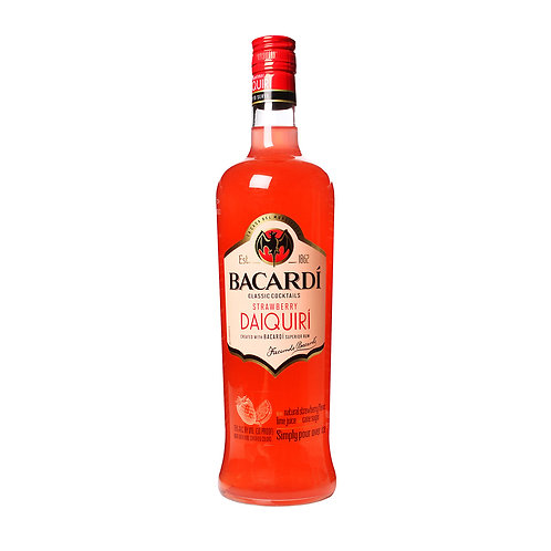 Bacardi Daiquiri Mama Rum Mix