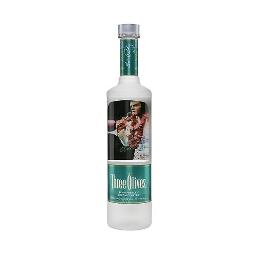 Three Olives Elvis Presley Coconut Water
