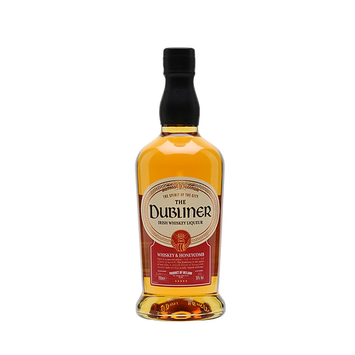 The Dubliner Honey Whiskey