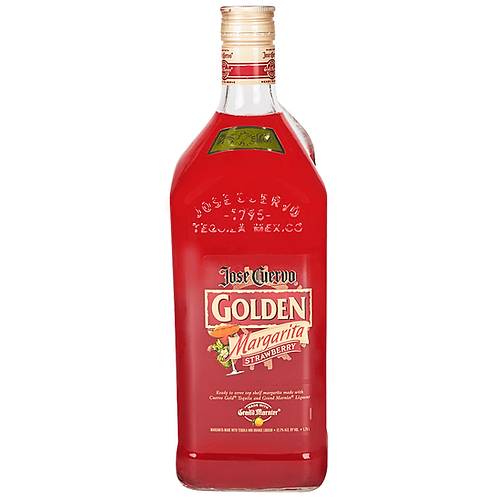 Jose Cuervo Golden Strawberry Margarita