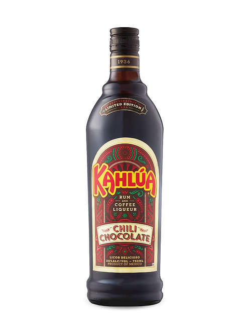 Kahlua Chili Chocolate