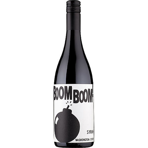 Charles Smith Syrah Boom Boom