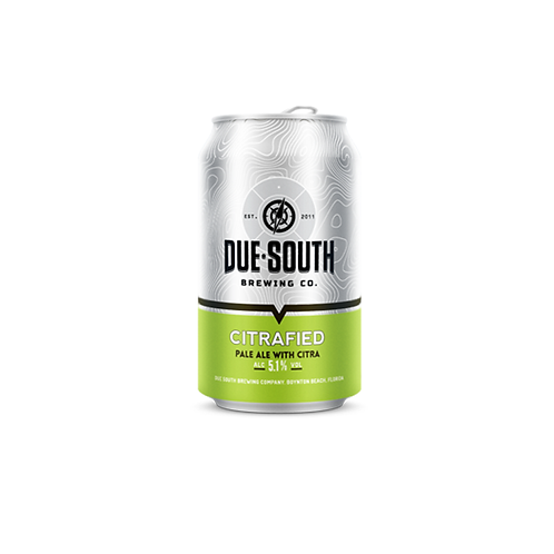 Due South Citrafied