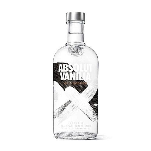 Absolut Vanilla