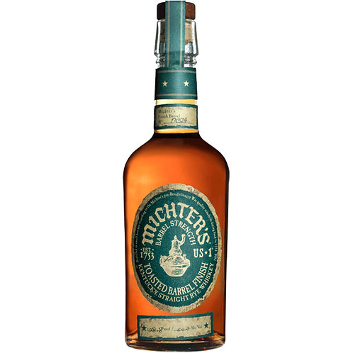 Michter's Rye Toasted Barrel