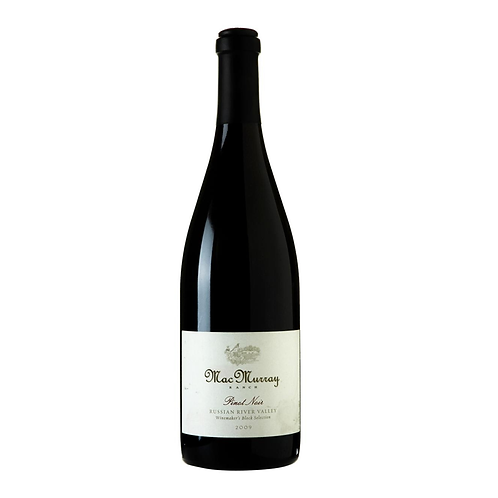 Mac Murray Winemaker's Block Pinot Noir