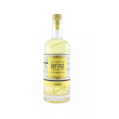 Infuse Spirits Lemon