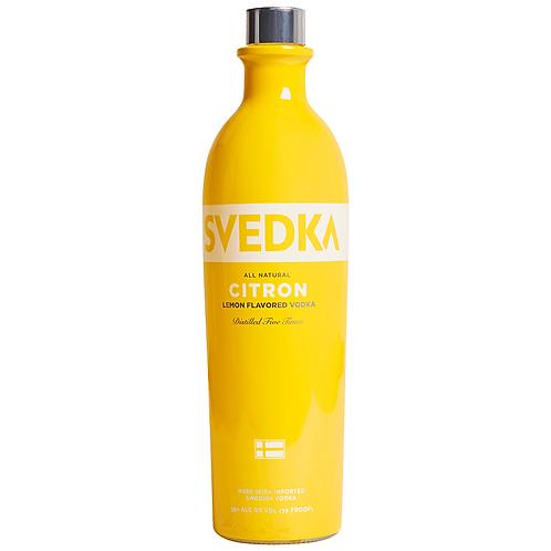 Svedka Citron