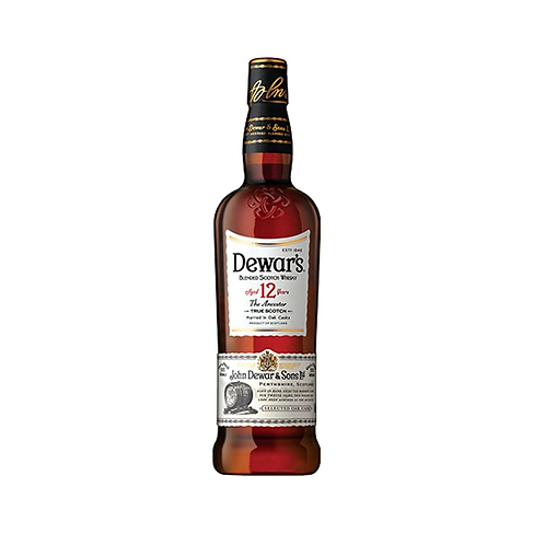 Dewars 12 year Single Malt Scotch