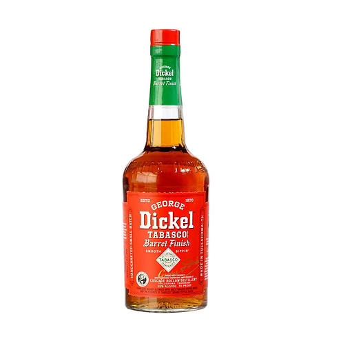 George Dickel Tobasco Whiskey