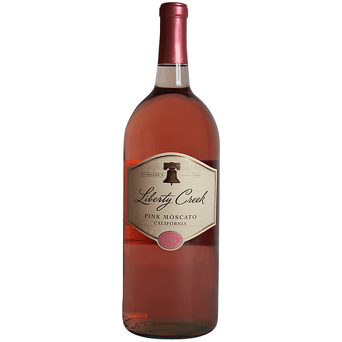 Liberty Creek Pink Moscato
