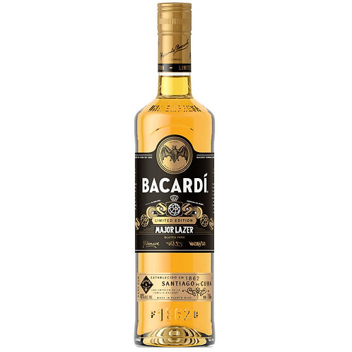 Bacardi Special Edition Major Lazer