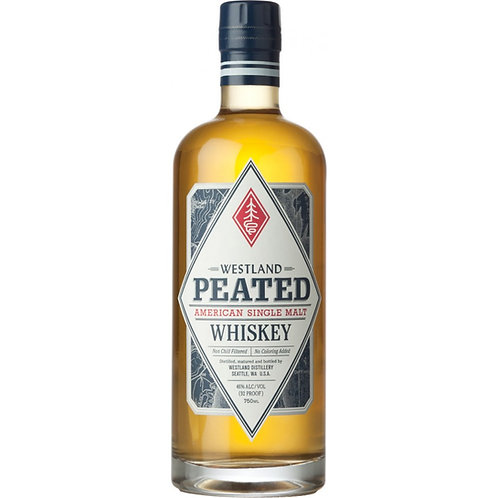 Westland American Peated Whiskey