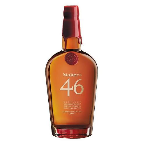 Makers 46 Straight Kentucky Bourbon