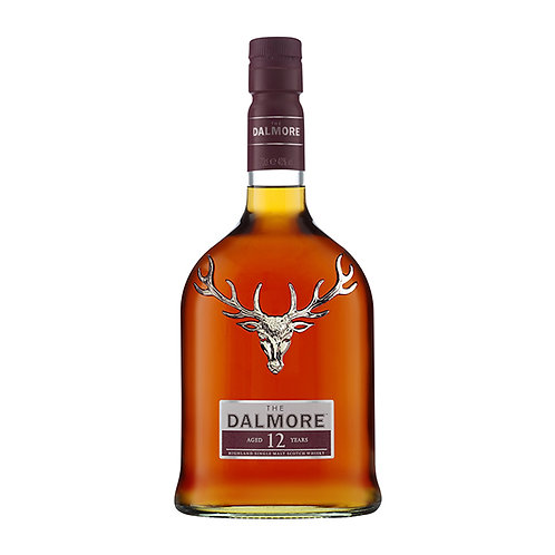 Dalmore Scotch 12 Year