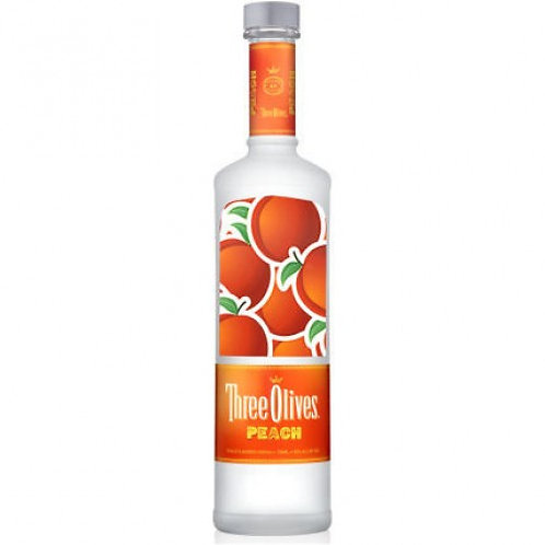 Three Olives Peach