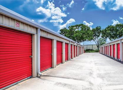 Storage Facility, Dallas TX