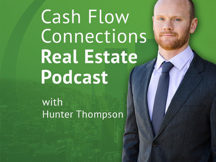 Podcast: Cashflow Connections- Why He Left a Lucrative Opportunity In Tech to Pursue Real Estate