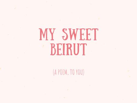 my sweet beirut