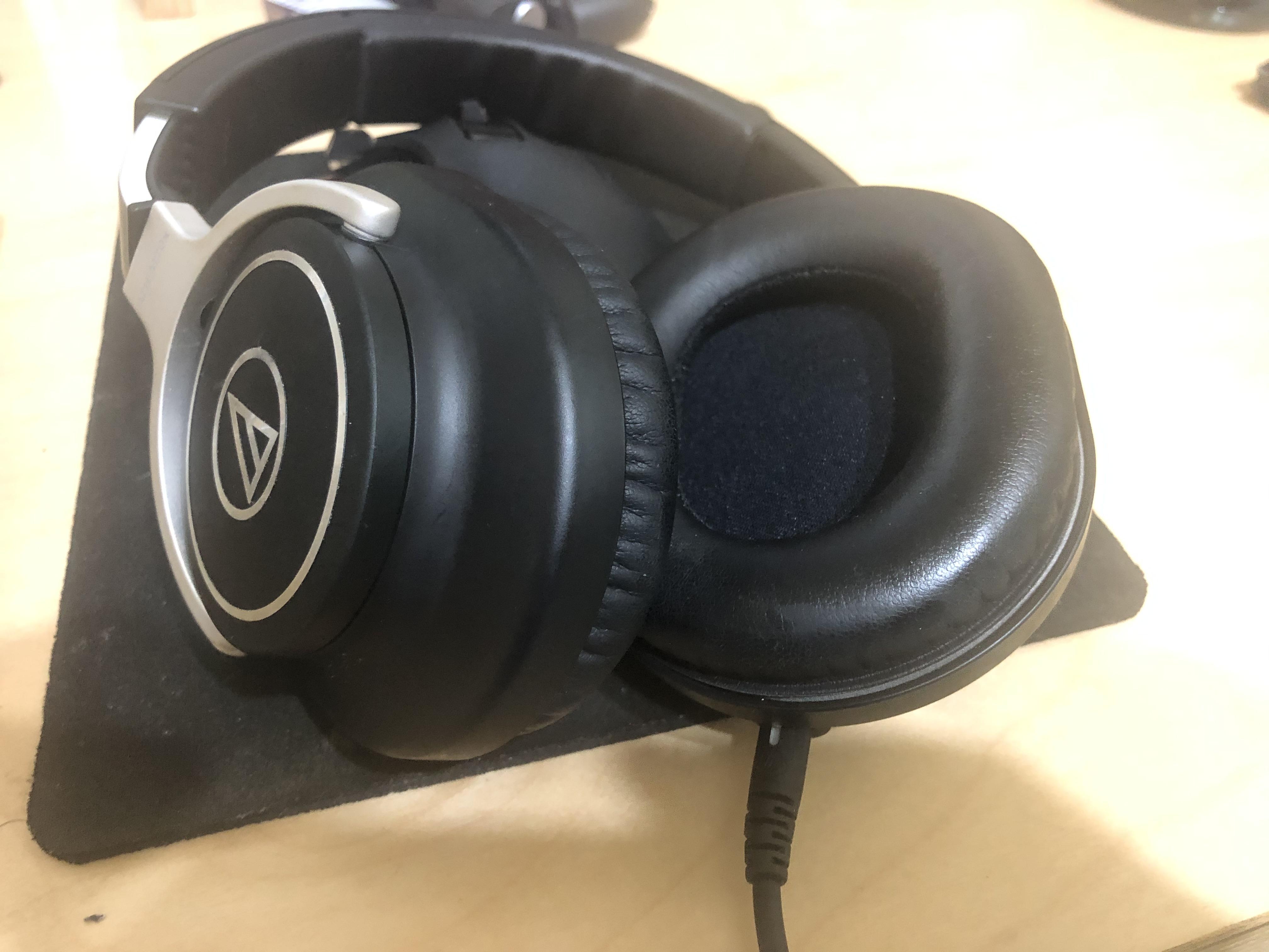鐵三角 ATH-M70x 監聽耳罩式耳機