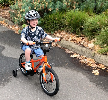 Outcome measures in bike riding physio