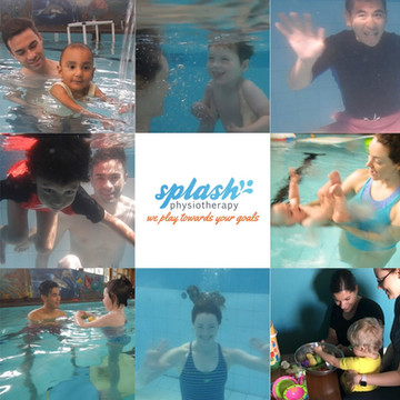 Meet the team! Splash Physiotherapy 2018