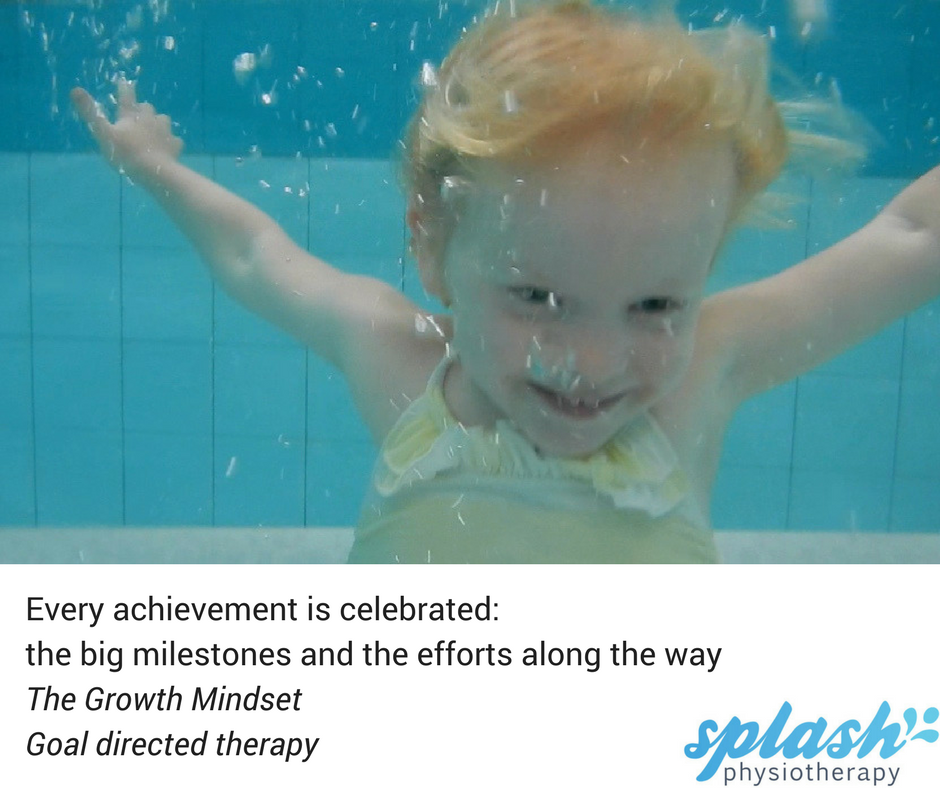 Splash Physio celebrates every achievement big and small