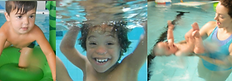 Aquatic physiotherapy hydrotherapy paediatric children babies young people