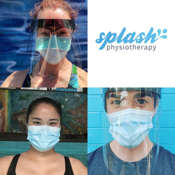 We're back to aquatic physio!
