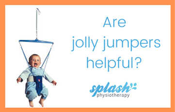 Are jolly jumpers helpful?