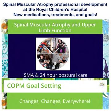 Spinal Muscular Atrophy updates