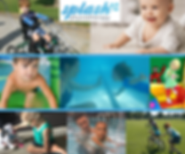 Splash Physiotherapy for babies, children and young people. Land,aquatic, bke riding, sports ad recreation