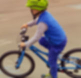 Ride a bike withou training wheels, Bike riding physiotherapy, learn to ride a bike, Melbourne, NDIS, Splash Physiotherapy