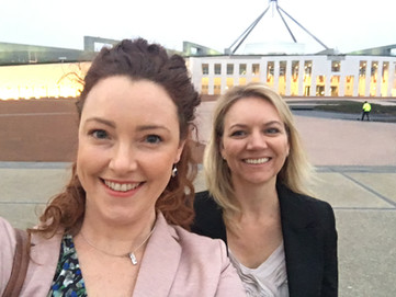 Advocating for the NDIS in Canberra