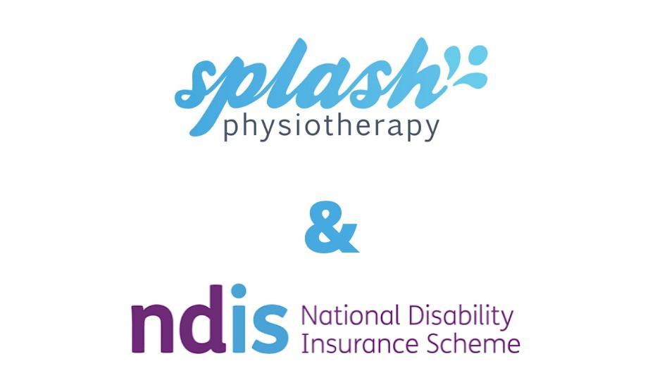 ID: Splash Physiotherapy & NDIS, using logos
