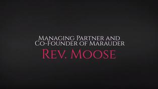 Advisable Interviews... Rev Moose, Managing Partner and Co-Founder of Marauder