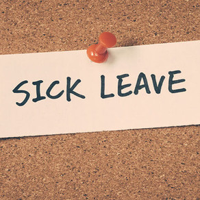 New York State Updated Sick Leave Notice