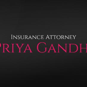 Advisable Interviews... Insurance Attorney, Priya Gandhi
