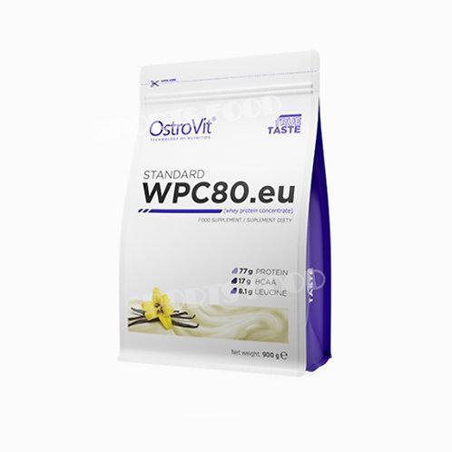 Ostrovit-WPC80 900 г - ваниль
