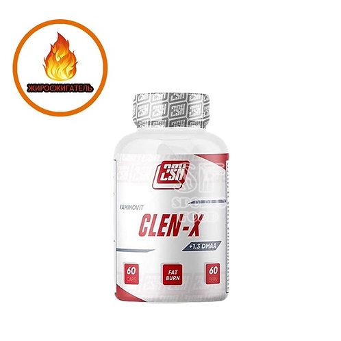 2SN-CLEN-X 60 капс 1.3 DMAA far burner